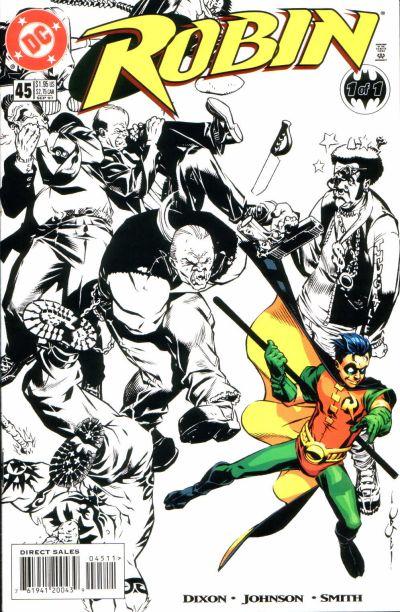 Robin Vol 2 45