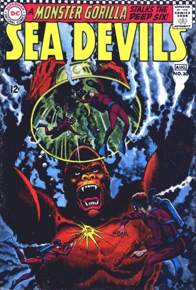 Sea Devils Vol 1 30