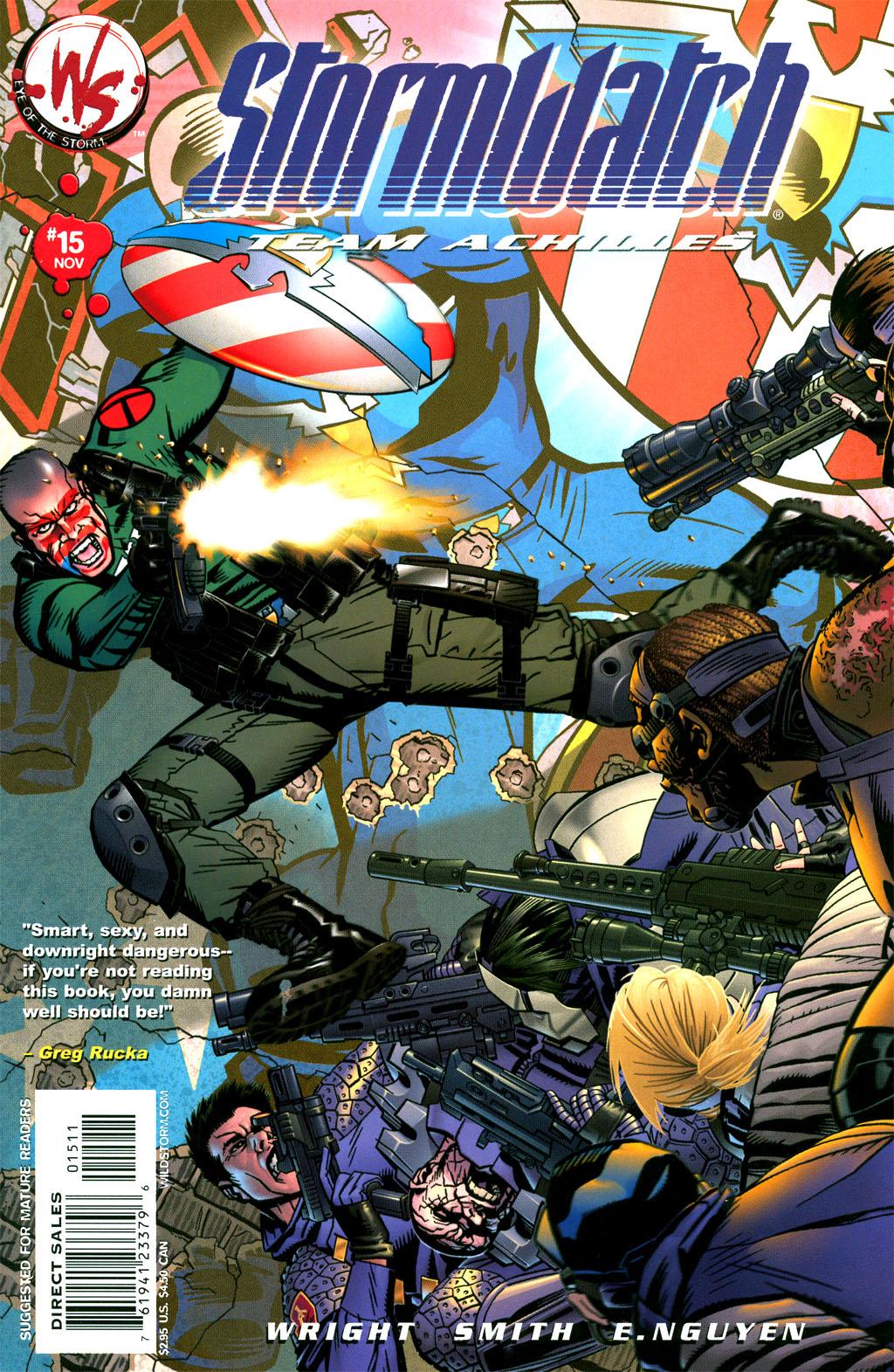 Stormwatch: Team Achilles Vol 1 15