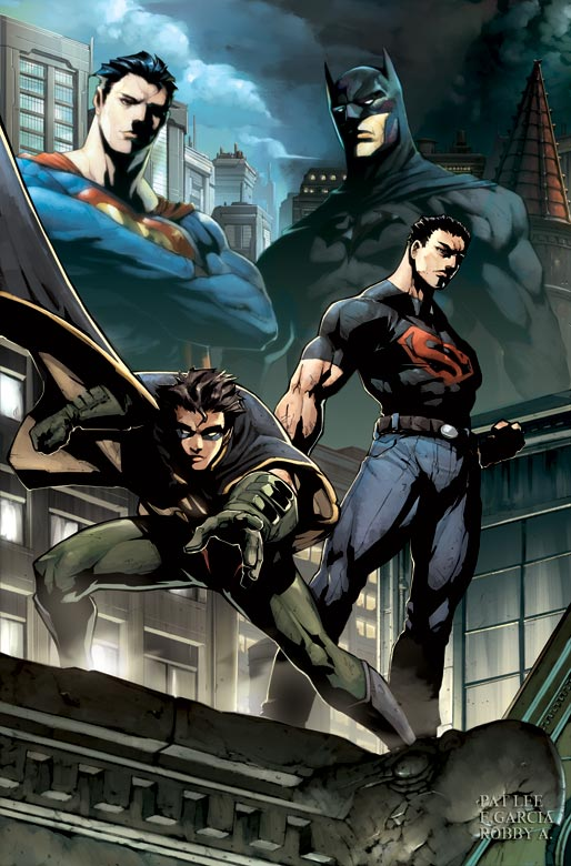 Superman Batman Vol 1 7 Textless.jpg