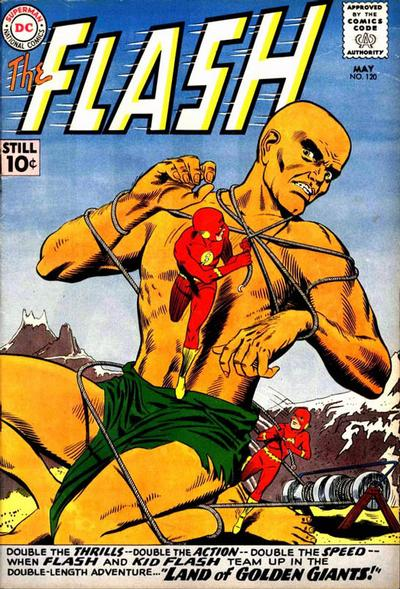 The Flash Vol 1 120