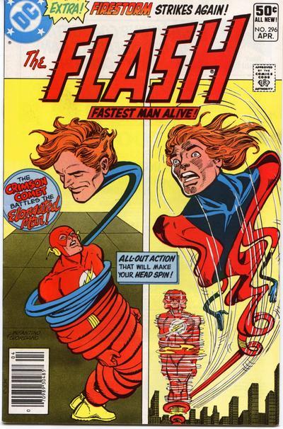 The Flash Vol 1 296