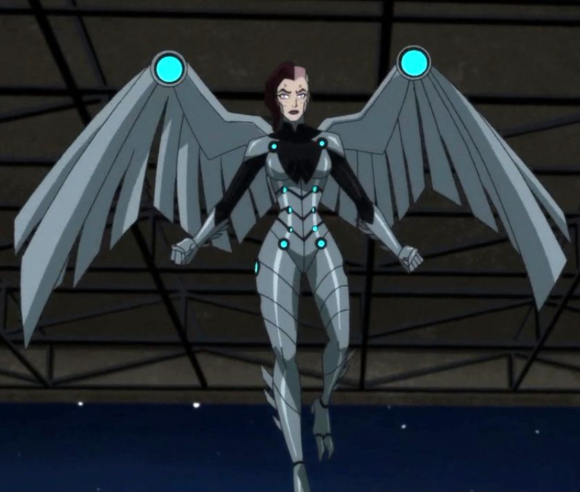 Vanessa Kapatelis (DC Animated Movie Universe)