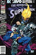 Adventures of Superman Annual Vol 1 4