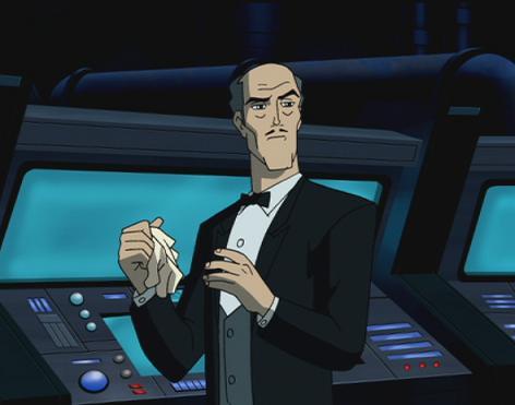 Alfred Pennyworth (Superman/Batman)