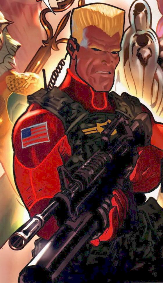 Americommando II (New Earth)