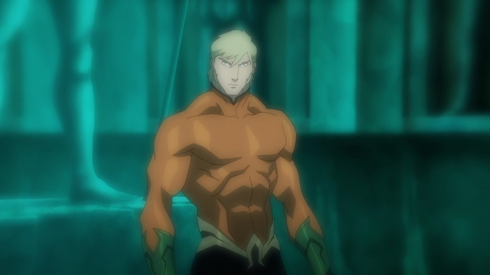 Arthur Curry (DC Animated Movie Universe)