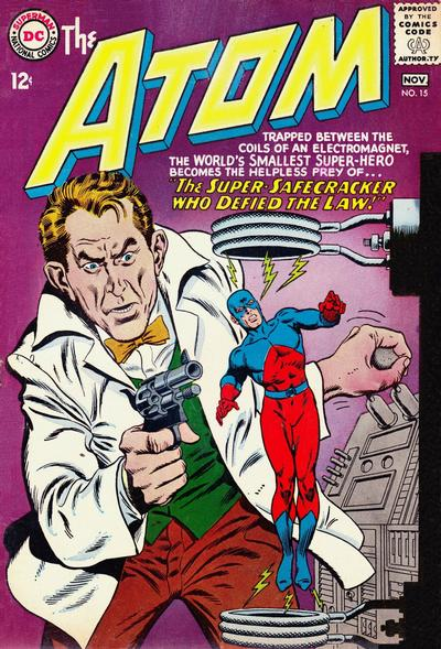 The Atom Vol 1 15