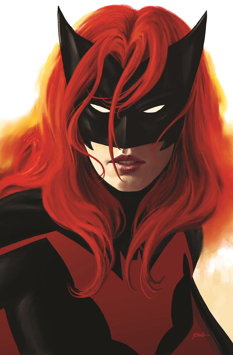 Batwoman: The Many Arms of Death (Collected)