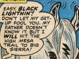 Black Lightning the Horse (New Earth)