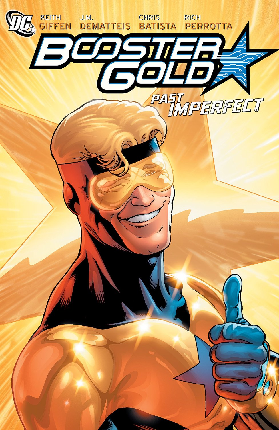 Booster Gold: Past Imperfect (Collected)