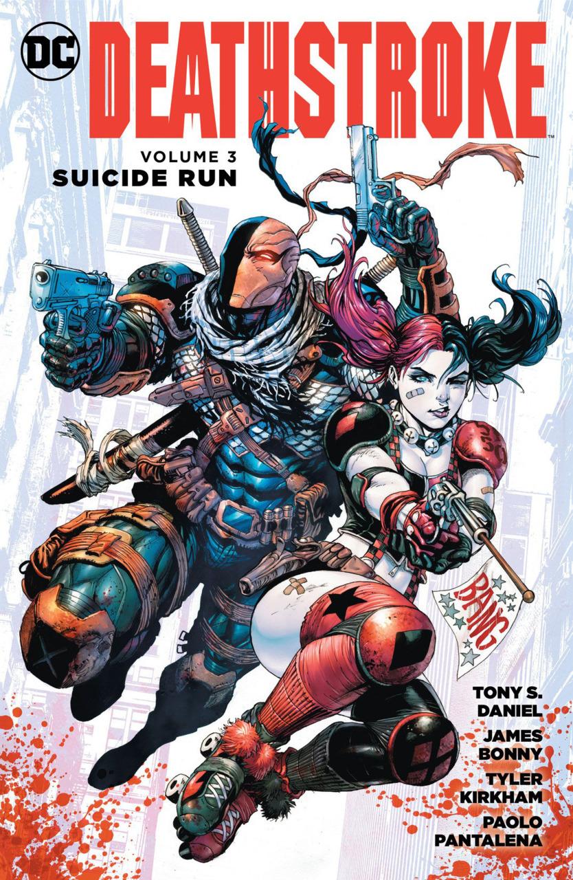 Deathstroke: Suicide Run (Collected)