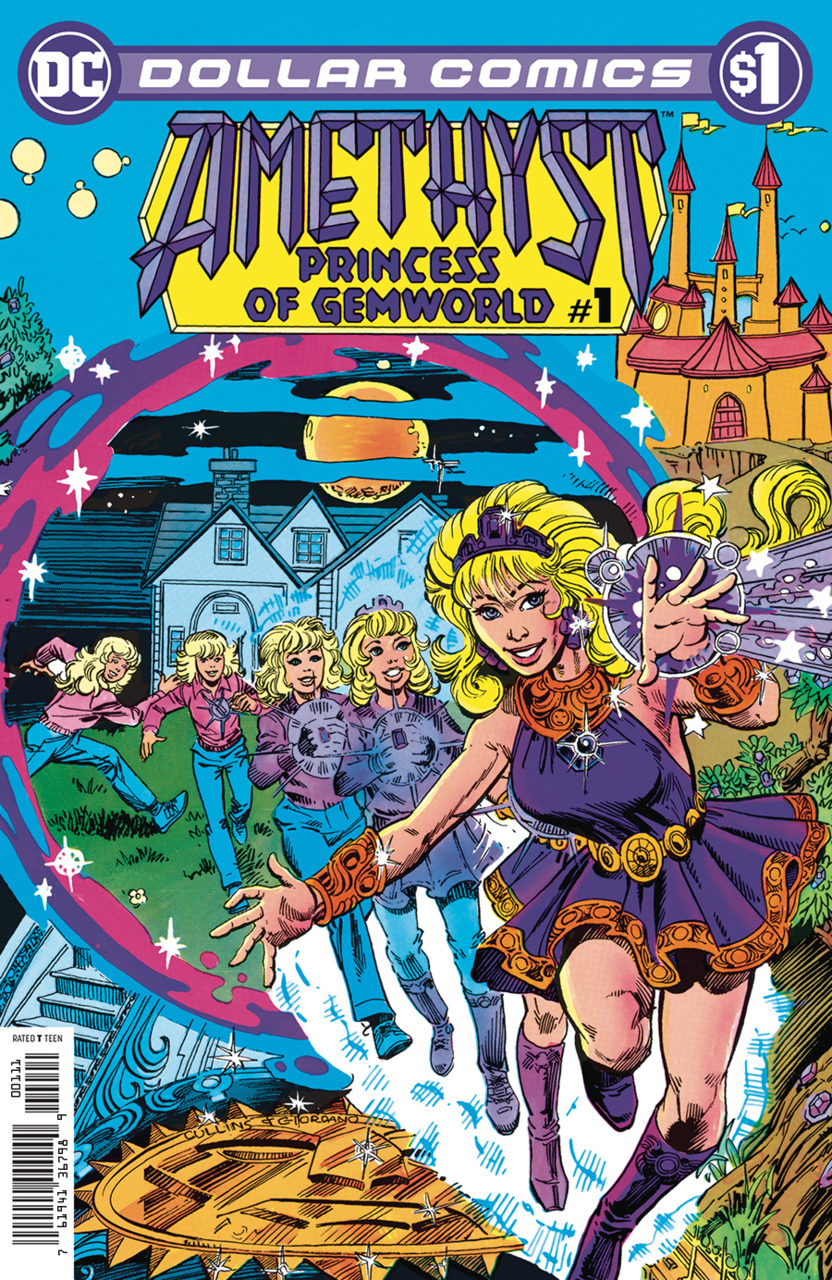 Dollar Comics: Amethyst Vol 2 1