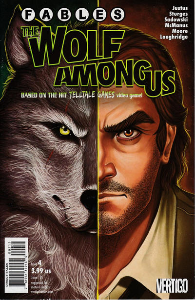 Fables: The Wolf Among Us Vol 1 4