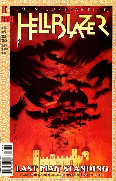 Hellblazer Vol 1 110
