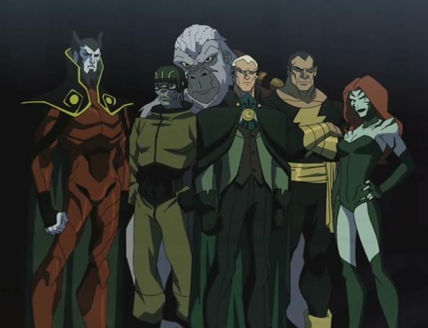 Injustice League (Earth-16)