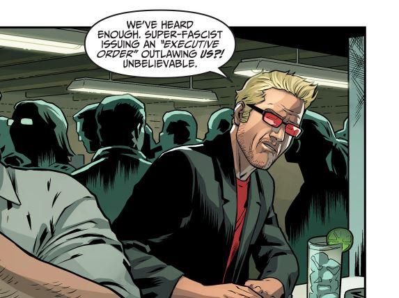 Jason Bard (Injustice)