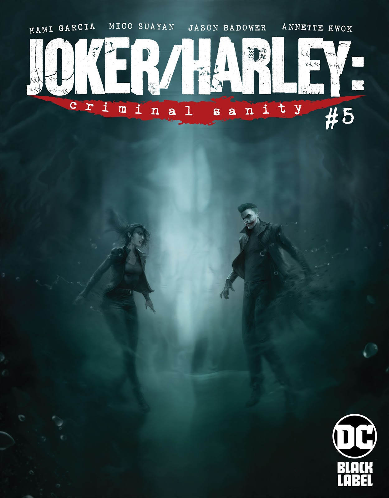Joker/Harley: Criminal Sanity Vol 1 5