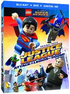Justice League Attack of the Legion of Doom