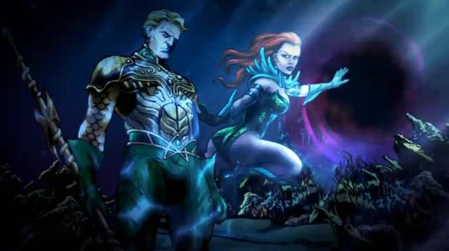 Mera (DC Universe Online)