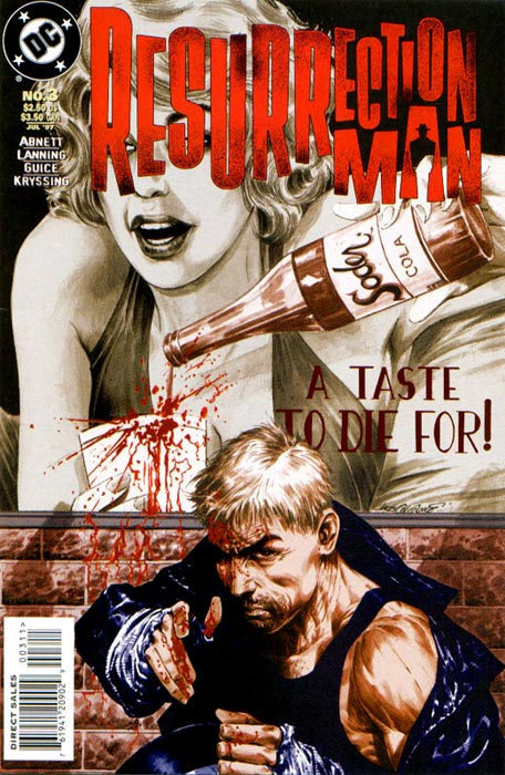 Resurrection Man Vol 1 3