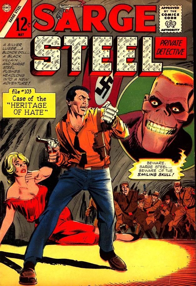 Sarge Steel Vol 1 3