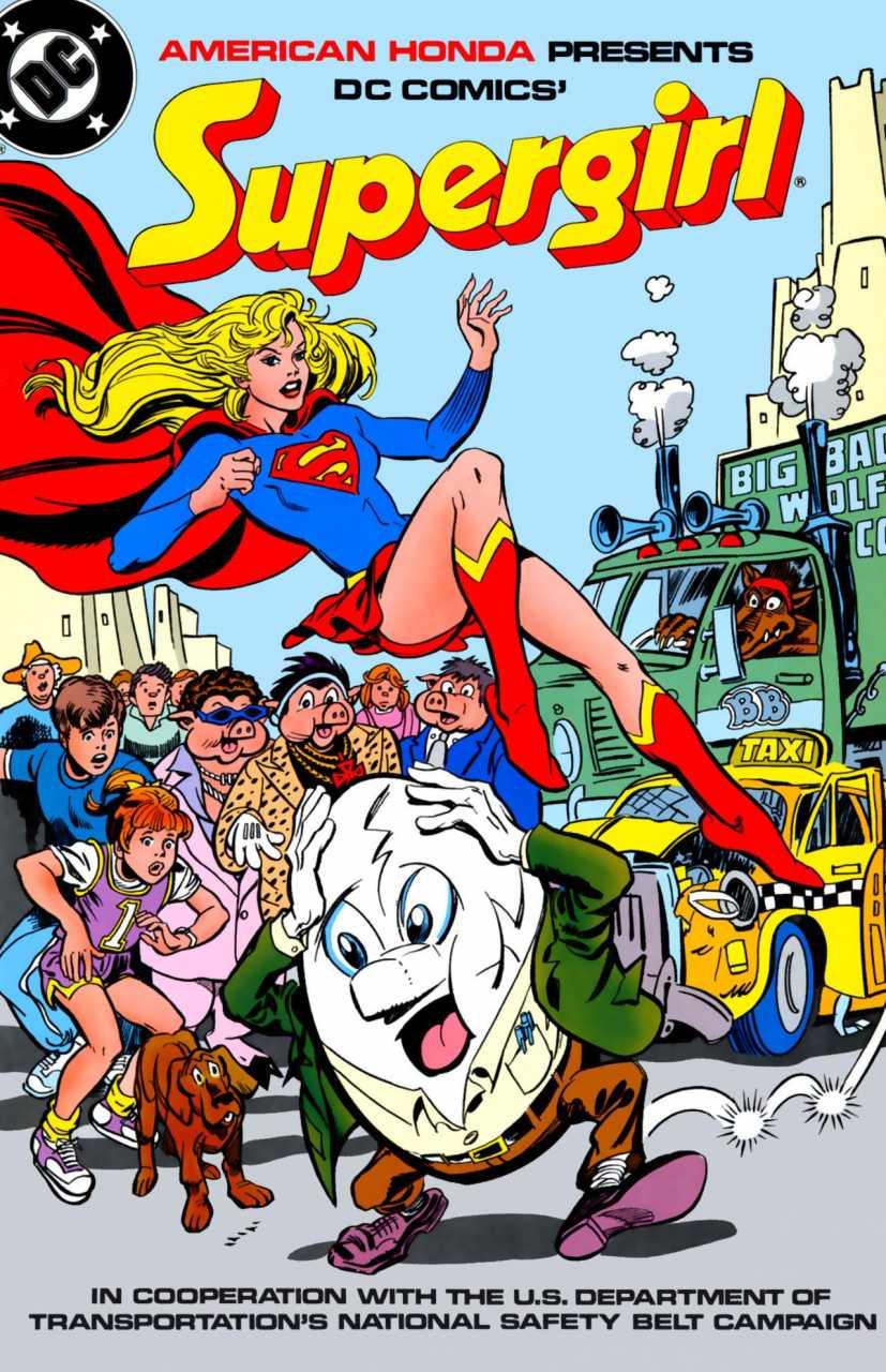 Supergirl (American Honda) Vol 1 2
