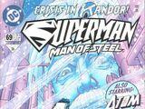 Superman: The Man of Steel Vol 1 69