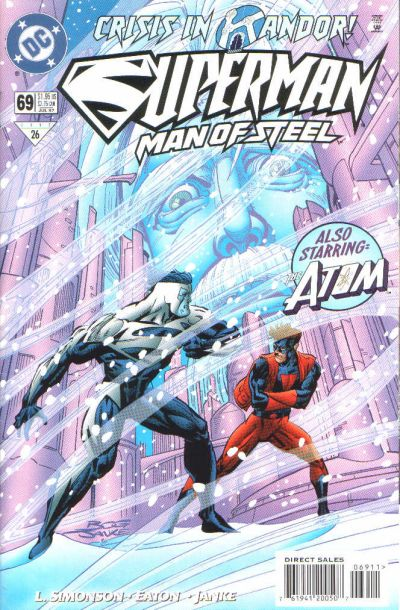 Superman: The Man of Steel Vol 1 69