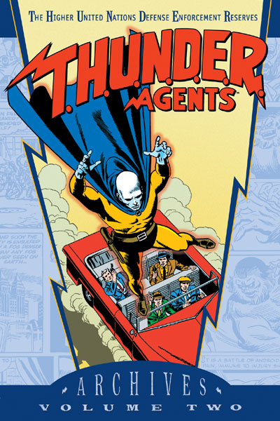 T.H.U.N.D.E.R. Agents Archives Vol. 2 (Collected)