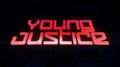 Young Justice Season One Logo