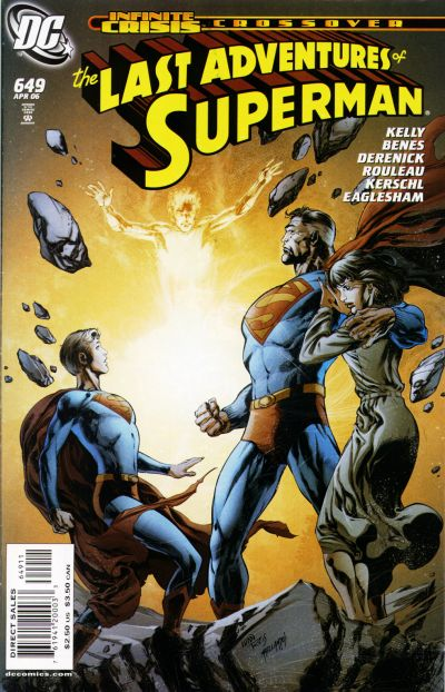 Adventures of Superman Vol 1 649