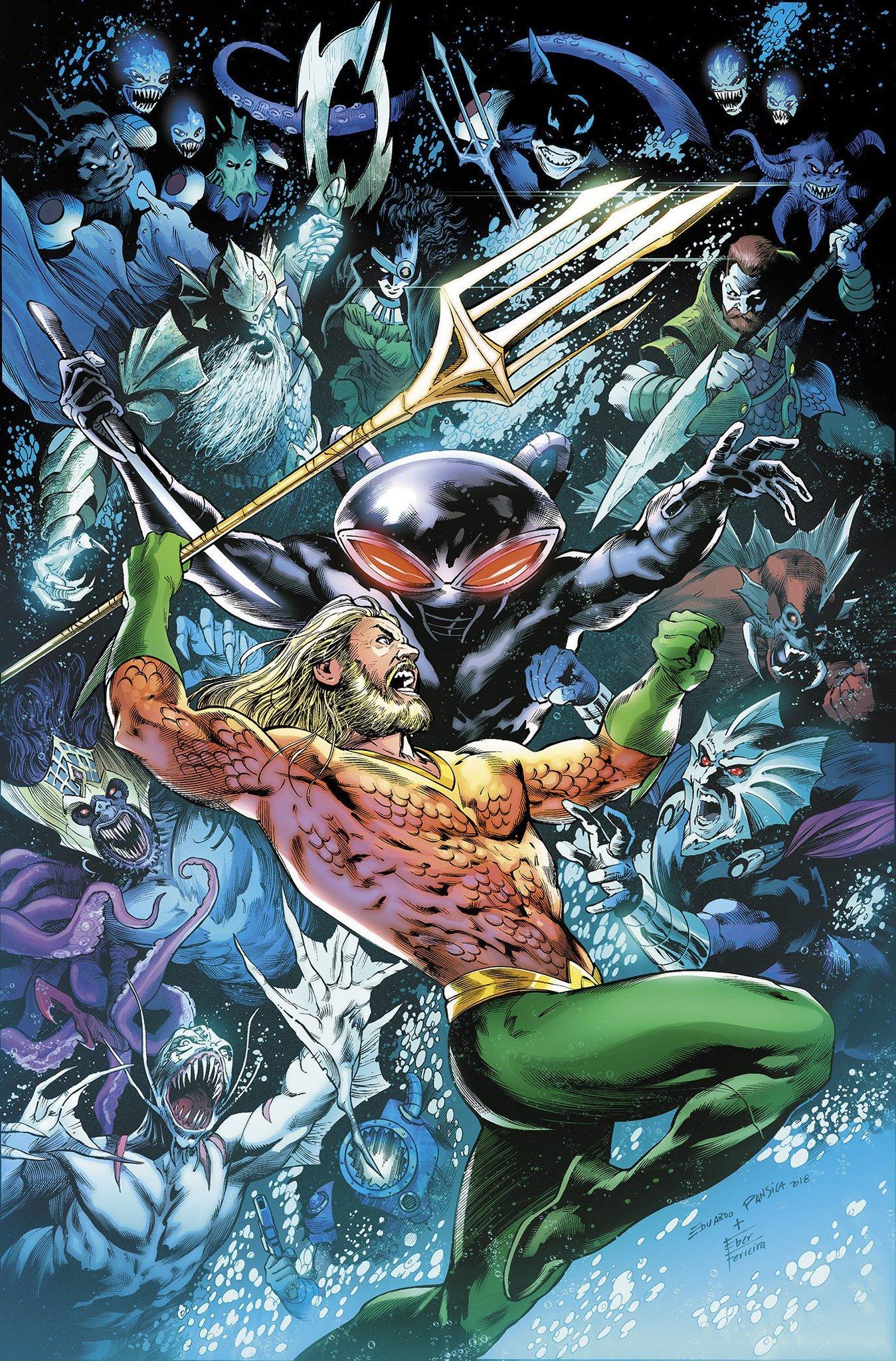 Aquaman Villains