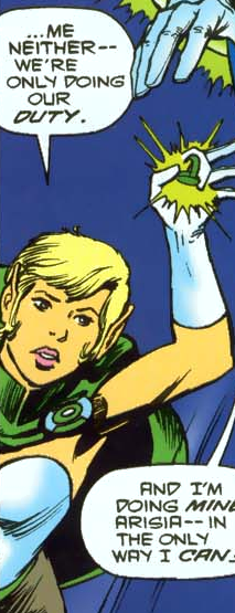 Arisia (Earth-32)
