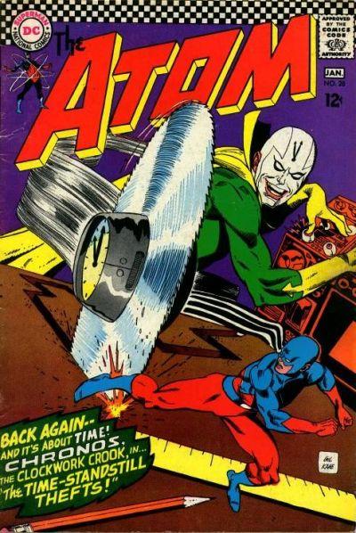 The Atom Vol 1 28