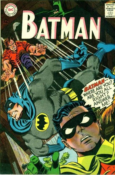 Batman Vol 1 196