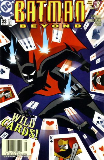 Batman Beyond Vol 2 23