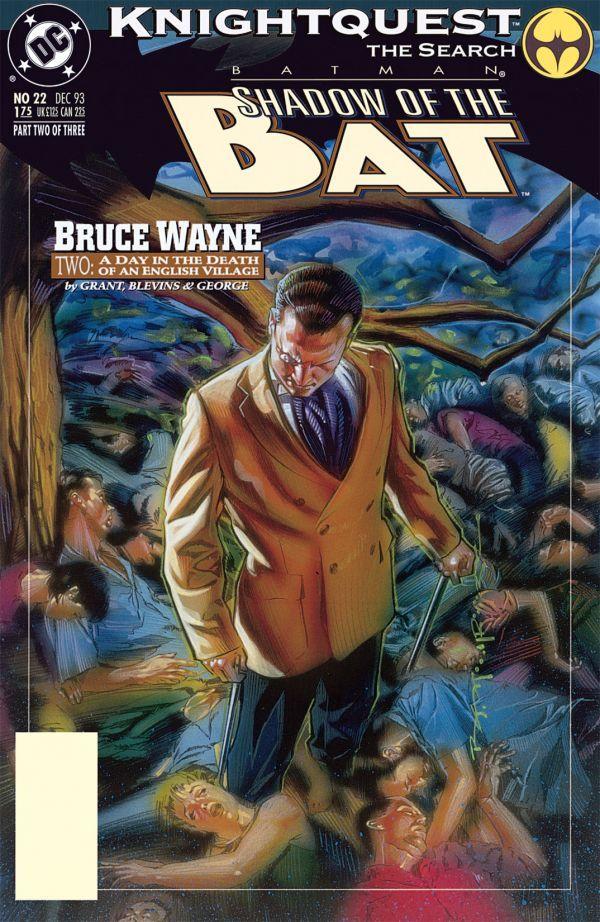 Batman: Shadow of the Bat Vol 1 22