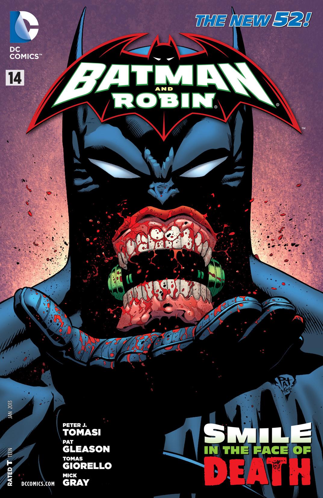 Batman and Robin Vol 2 14