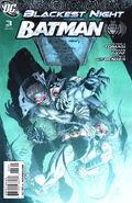 Blackest Night Batman Vol 1 3