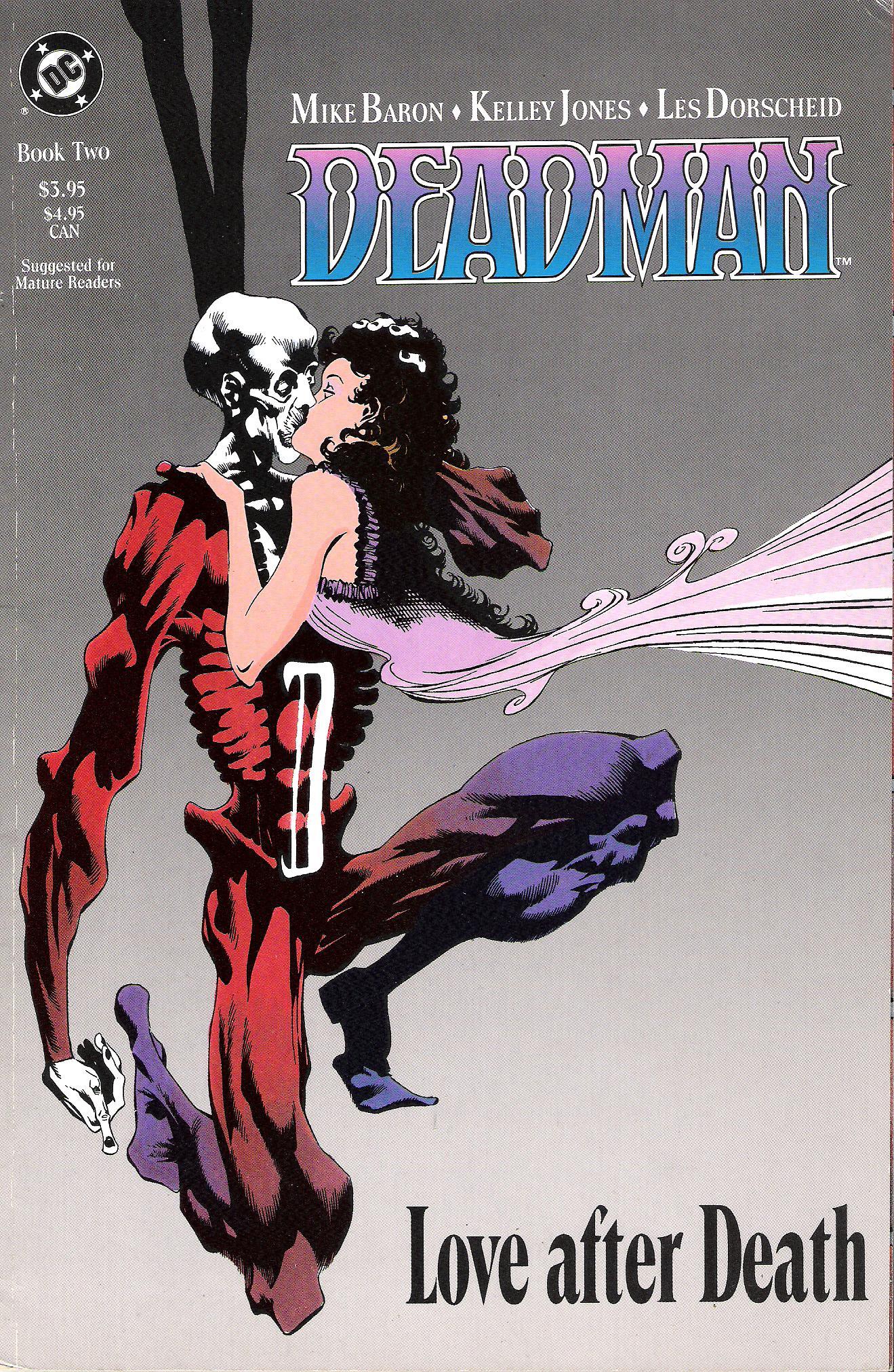 Deadman: Love After Death Vol 1 2