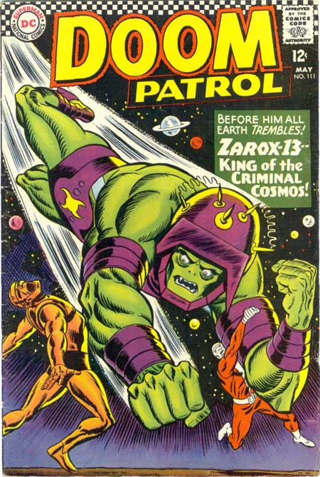 Doom Patrol Vol 1 111