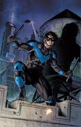 Future State Nightwing Vol 1 1 Textless Variant