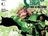 Green Lantern Corps: Edge of Oblivion Vol 1 1