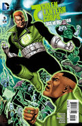 Green Lantern Corps Edge of Oblivion Vol 1 5