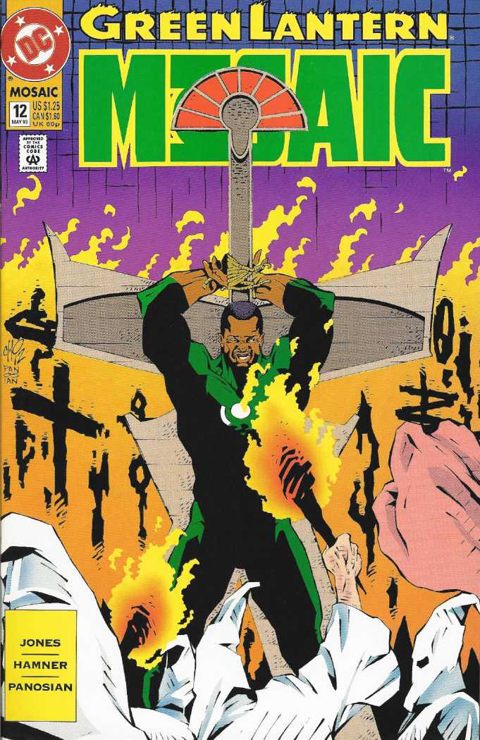 Green Lantern: Mosaic Vol 1 12
