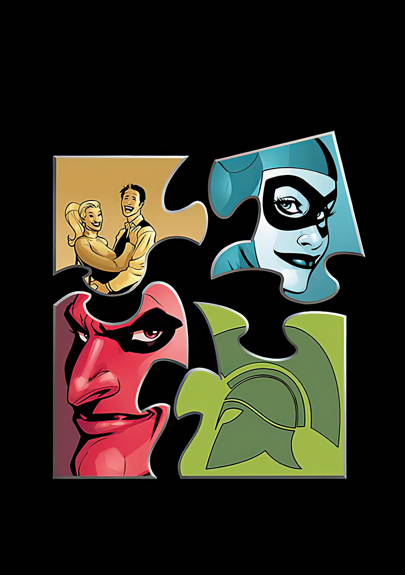 Harley Quinn Vol 1 8 Textless.jpg