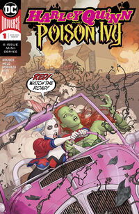 Harley Quinn and Poison Ivy Vol 1 1.jpg