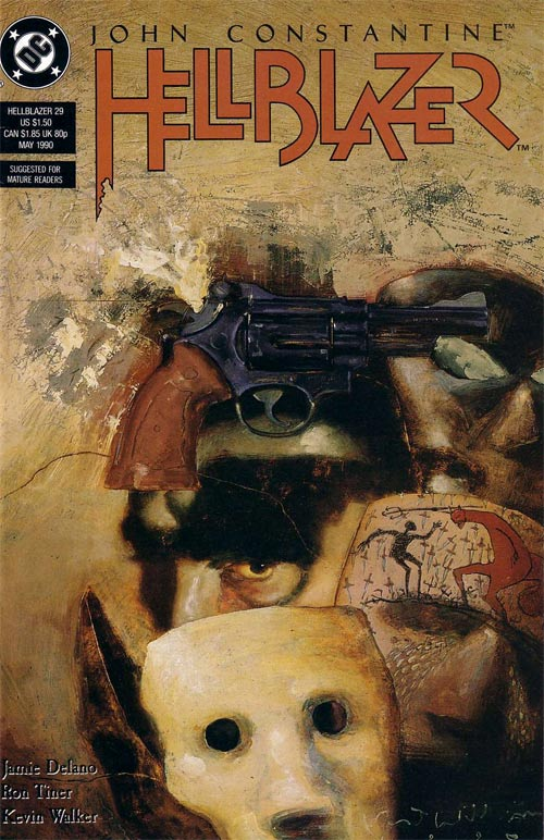 Hellblazer Vol 1 29