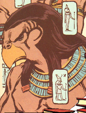 Horus (New Earth)